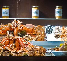 Seafood by Sue Martin