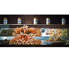 Seafood Photographic Print