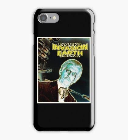 Daleks Invasion Earth iPhone Case/Skin