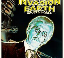 Daleks Invasion Earth by kayve