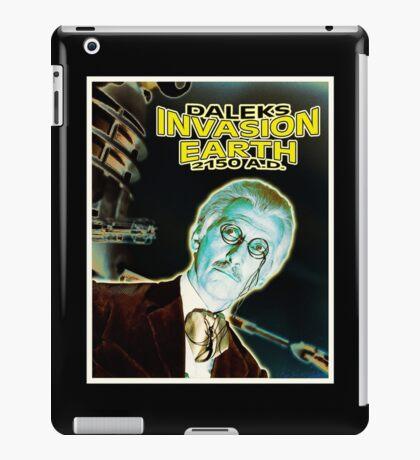 Daleks Invasion Earth iPad Case/Skin