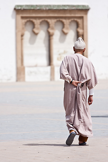 Answering the call to prayer by MorganaPhoto