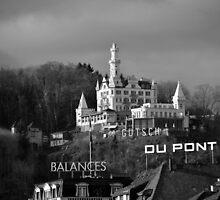 Chateau Gütsch - Luzern - Lucerne by Daidalos