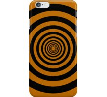 Les Gibson Look Circles  iPhone Case/Skin