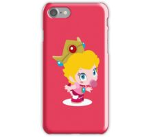 Baby Peach (Bright) iPhone Case/Skin