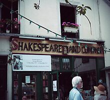 Shakespeare And Company by Margybear