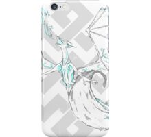 Water drenched dragon iPhone Case/Skin