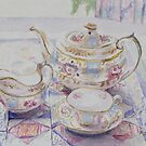 Kate's Vintage China by Patsy L Smiles