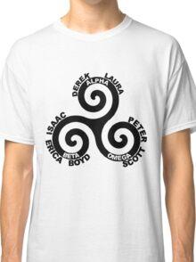 Alpha, Beta, Omega Classic T-Shirt