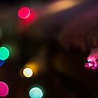 Christmas Bokeh by Sharlene Rens
