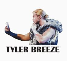 Tyler Breeze Forever by MajinTweek