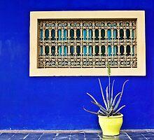 Bleu Majorelle by MorganaPhoto