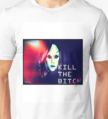 Lady Gaga's birth of a new race Unisex T-Shirt