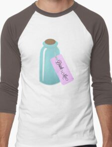 Drink Me Men's Baseball ¾ T-Shirt