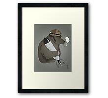 Wojtek Framed Print