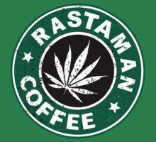 RASTAMAN COFFEE by karmadesigner