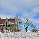 Old farmstead in Logan County, Ohio by Chad Wilkins