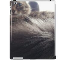 cat lovers  iPad Case/Skin
