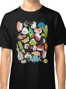 Sushi Bar: The point of Nori-turn Classic T-Shirt