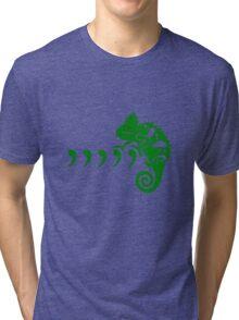 coma,coma,camelion Tri-blend T-Shirt