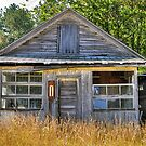 The Old General Store by Monte Morton