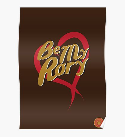 Be My Rory Poster