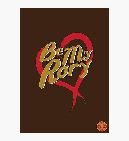 Be My Rory Photographic Print