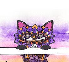 Kitteh by hartzelldesign