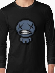 The Binding Of Isaac - Blue Baby Long Sleeve T-Shirt