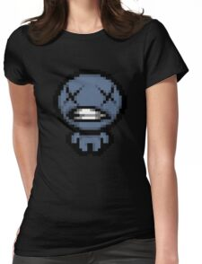 The Binding Of Isaac - Blue Baby Womens Fitted T-Shirt
