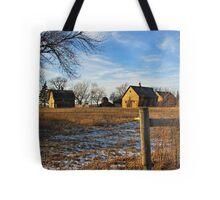 Down on Junior's Farm Tote Bag