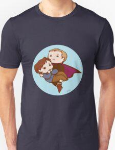 Cherik chibis - adventure T-Shirt