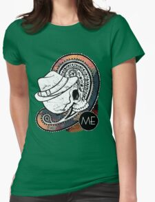 ME the Band Skully Tee Womens Fitted T-Shirt