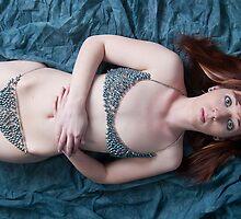 Chain mail bikini by Mountainimage