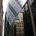 30 St Mary Axe by Allen Lucas