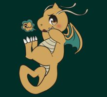 Dragonite used rawr, it was super effective. by Okida