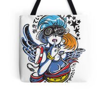 Sonic Hair (2013) Tote Bag