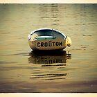 Crouton Skiff by Elizabeth Thomas