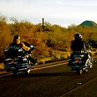 Bikers, AZ by ADayToRemember