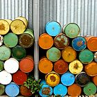 Barrels by Mark P Hennessy
