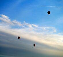 Hot air balloons, AZ by ADayToRemember