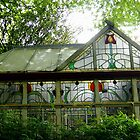 Art Nouveau Glass House by Mark P Hennessy