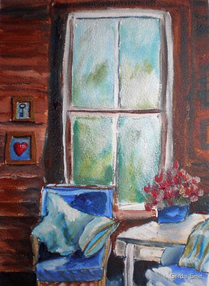525 Painting by Gerda Smit by Gerda  Smit