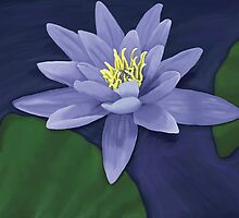 Water Lily by Heartdra