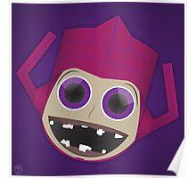 Weird Baby: Galacus Poster