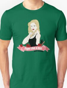 Fight Like a Girl: Buffy Summers T-Shirt