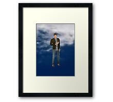 Dr Who Rory  Framed Print
