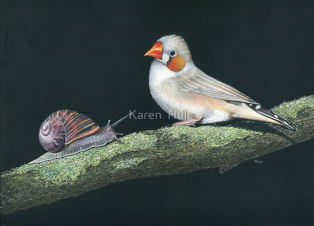 Asking for Directions by Karen  Hull