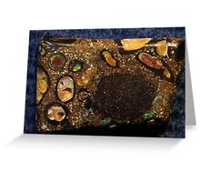 Unearth Ocean  Greeting Card
