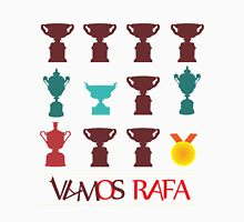 Vamos Rafa Grand Slam Trophy Unisex T-Shirt
